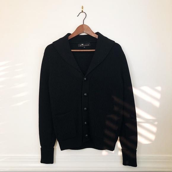 Royale Filmwear Sweaters James Bond Quantum Talamone Shawl Cardigan Poshmark